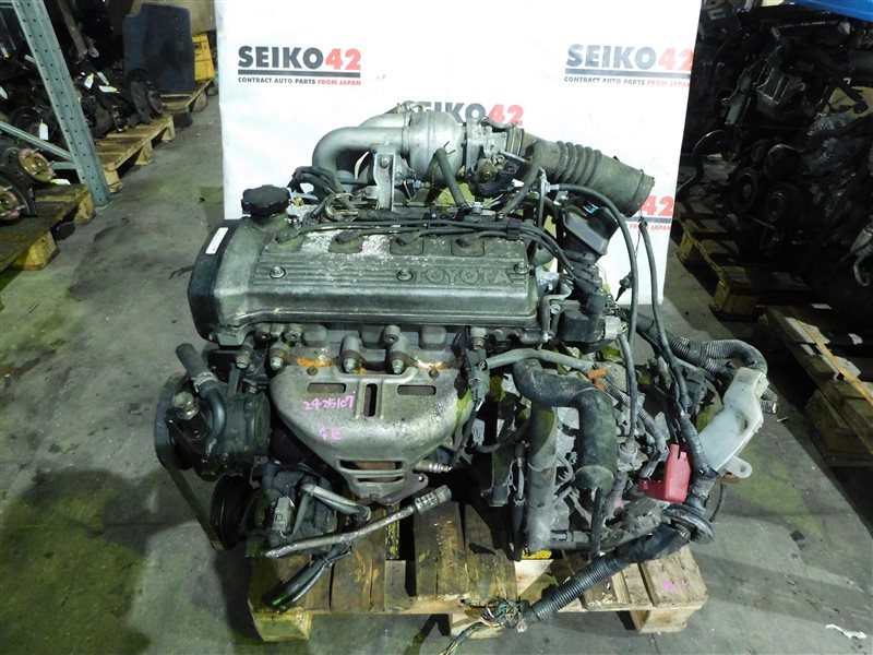 Генератор Toyota Corsa EL51 4E-FE (б/у)