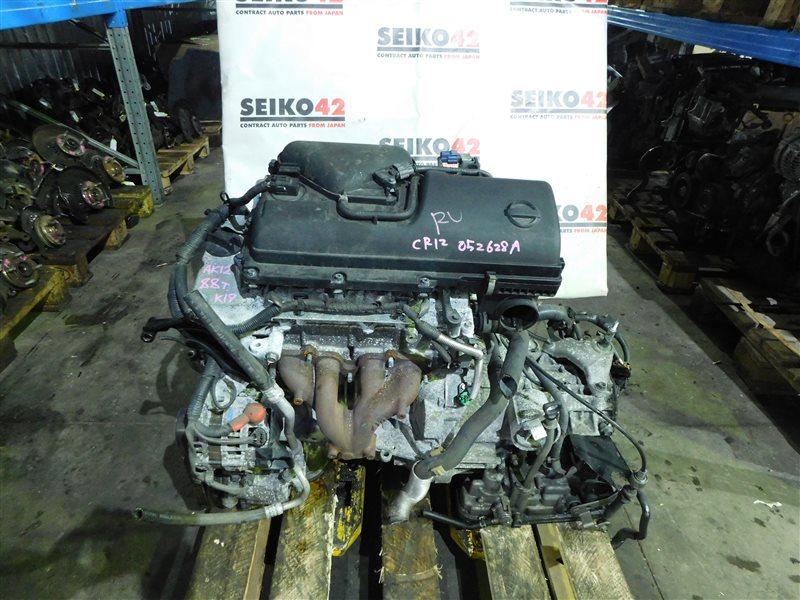 Генератор Nissan March AK12 CR12DE (б/у)