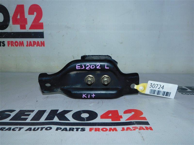 Подушка двигателя Subaru Legacy B4 BE5 EJ202 передняя левая (б/у)