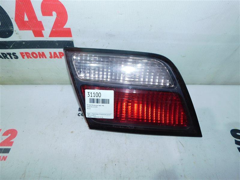 Вставка багажника Honda Accord CF4 задняя левая (б/у)