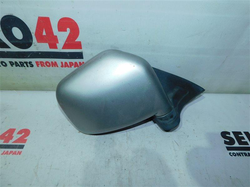 Зеркало Mitsubishi Pajero Io H76W переднее правое (б/у)