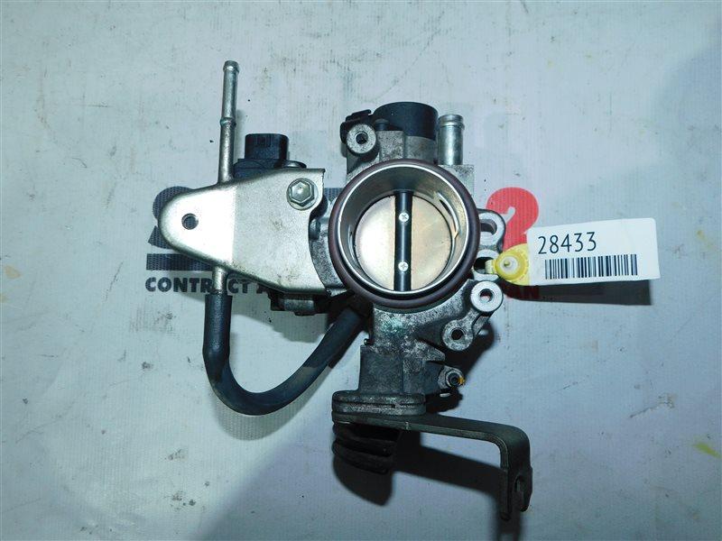 Дроссельная заслонка Daihatsu Coo M401S K3-VE (б/у)
