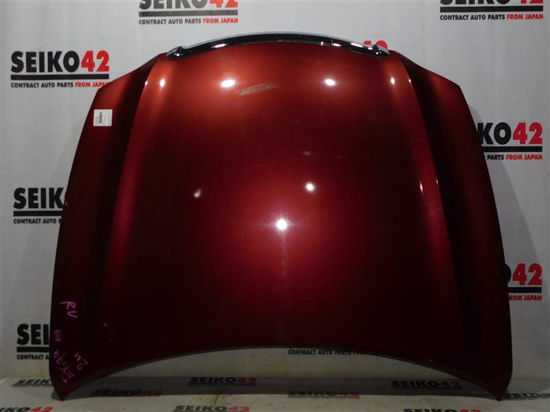 Капот Subaru Exiga YA5 2 модель (б/у)