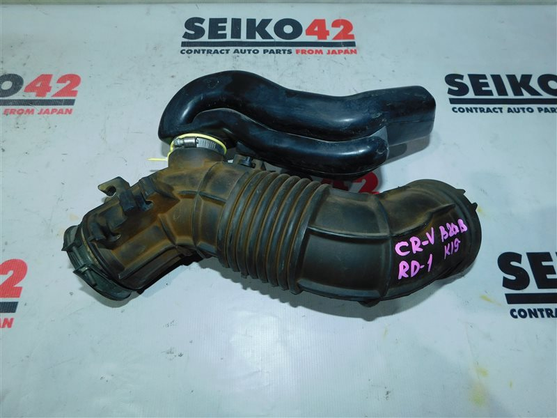 Патрубок воздухозаборника Honda Cr-V RD1 B20B (б/у)
