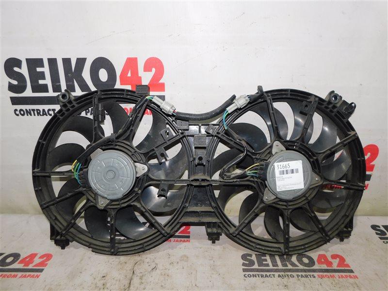 Диффузор Nissan Teana J32 VQ25DE (б/у)