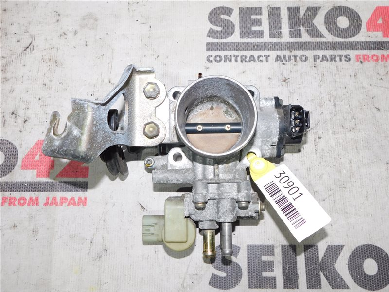 Дроссельная заслонка Toyota Carina AT211 7A-FE (б/у)