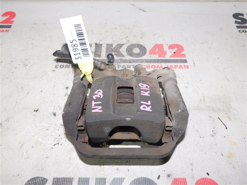 Суппорт Nissan X-Trail NT30 задний левый (б/у)