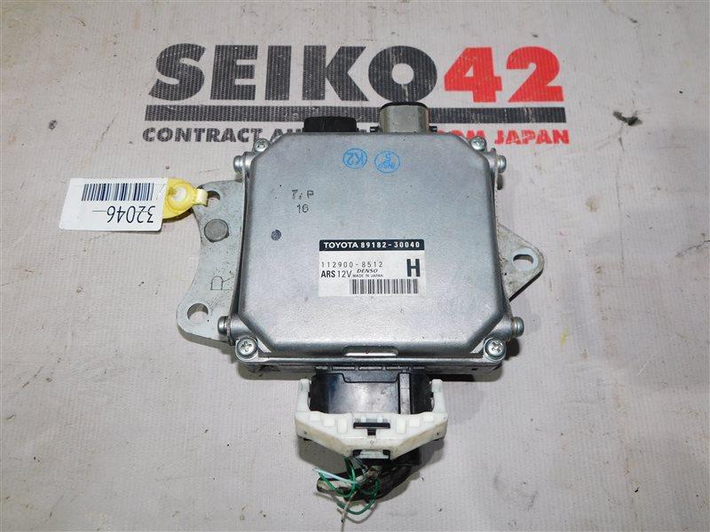 Блок управления рулевой рейкой Lexus Gs450H GWL10 2GR-FXE задний (б/у)