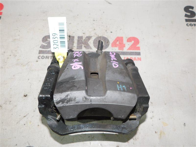 Суппорт Lexus Gs450H GWL10 2GR-FXE задний правый (б/у)