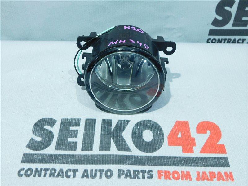 Туманка Suzuki Wagon R MH34S передняя правая (б/у)