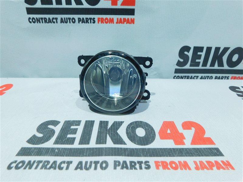 Туманка Suzuki Wagon R MK21S передняя левая (б/у)