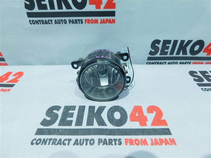 Туманка Suzuki Wagon R MH23S передняя правая (б/у)