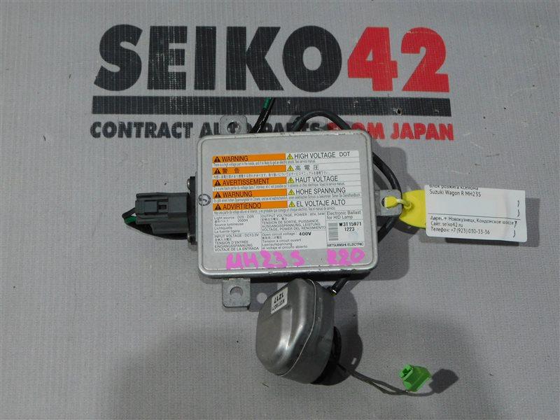 Блок розжига ксенона Suzuki Wagon R MH23S (б/у)