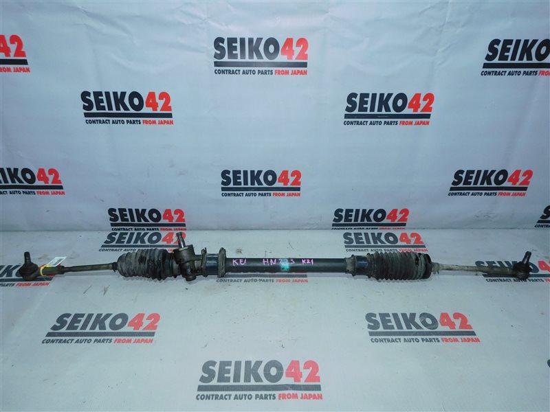 Рулевая рейка Suzuki Kei HN22S (б/у)
