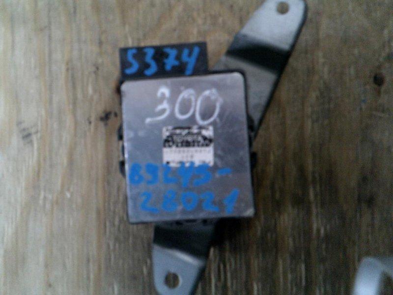 Блок управления подвеской Toyota Master Ace Surf CR30G (б/у)