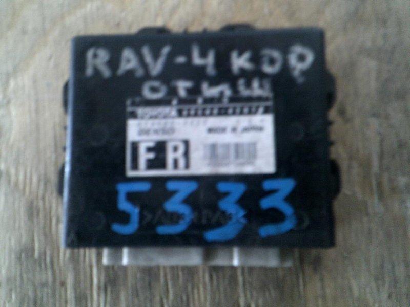 Блок управления abs Toyota Rav 4 SXA15 (б/у)