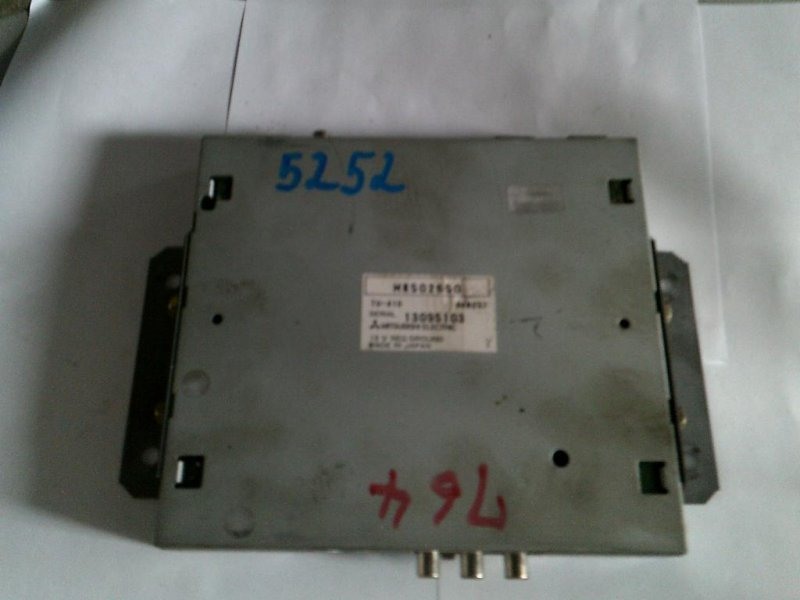 Tv tuner Mitsubishi Chariot N84W правый (б/у)