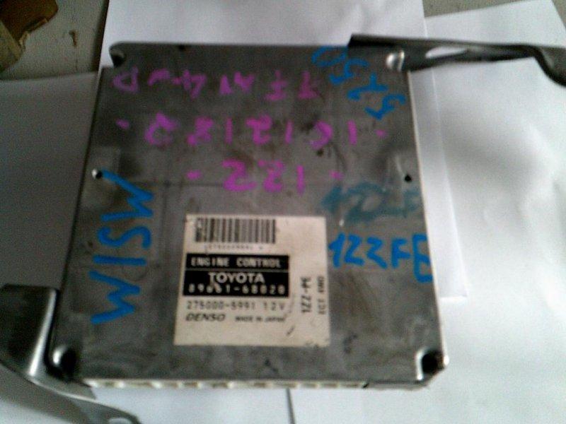 Блок управления efi Toyota Wish ZNE1 (б/у)