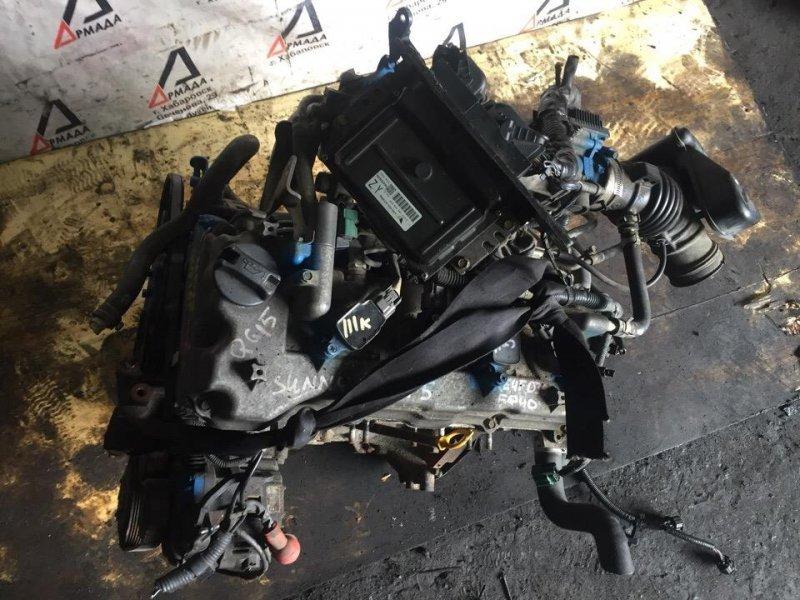 Двигатель Nissan Sunny FNB15 QG15 (б/у)