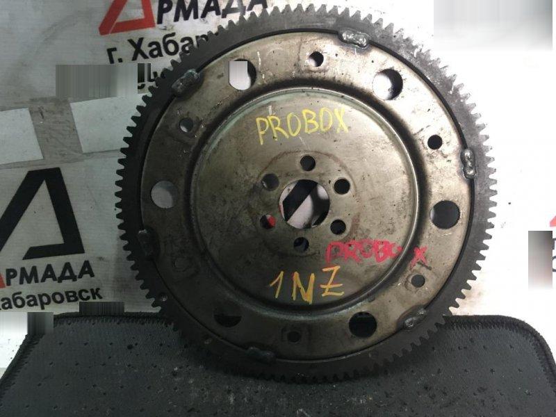 Маховик Toyota Probox 1NZ (б/у)