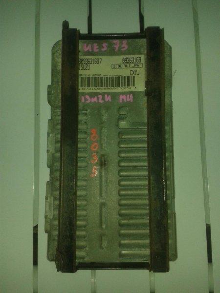 Блок управления efi Isuzu Mu UES73 (б/у)