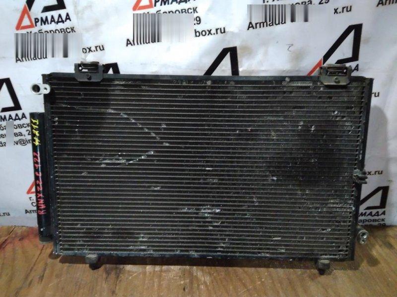 Радиатор кондиционера Toyota Runx NZE121 задний правый (б/у)
