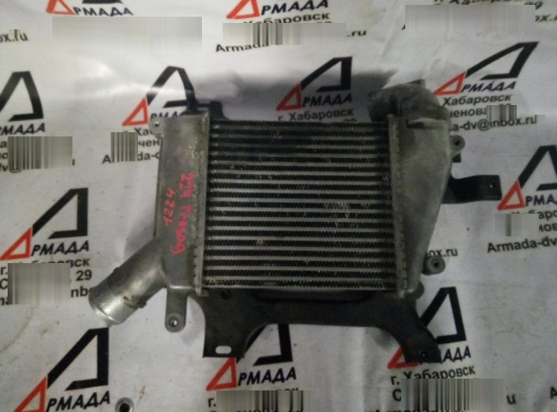 Интеркулер Nissan Presage U30 (б/у)