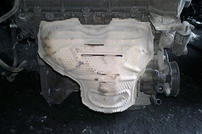Коллектор выпускной Toyota Wish ZNE10G (б/у)