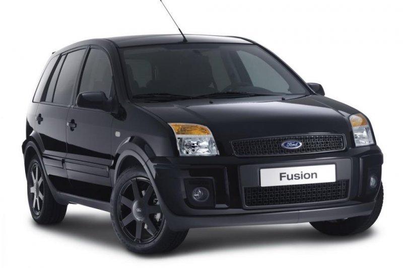 Капот Ford Fusion 2002 > (б/у)