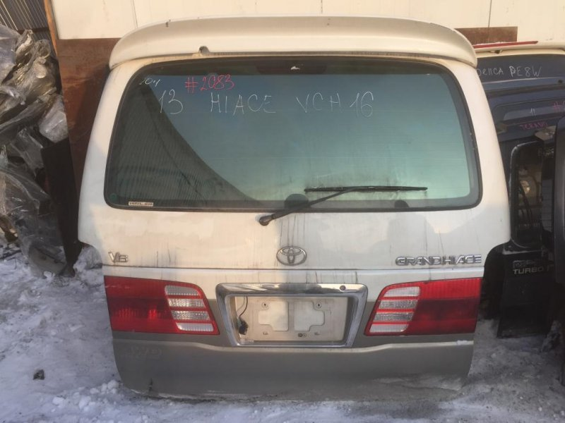 Дверь 5-я Toyota Grand Hiace VCH16 (б/у)