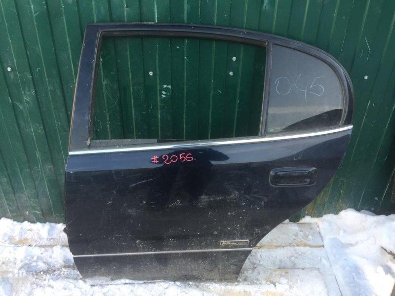 Дверь Toyota Aristo JZS161 задняя левая (б/у)
