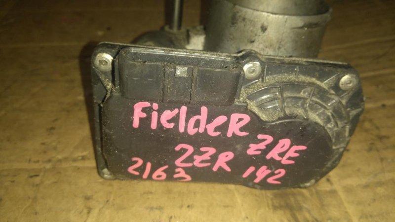 Дроссельная заслонка Toyota Fielder ZRE142 (б/у)