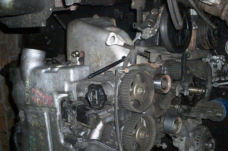 Двигатель Mitsubishi Pajero Io 4G93 (б/у)