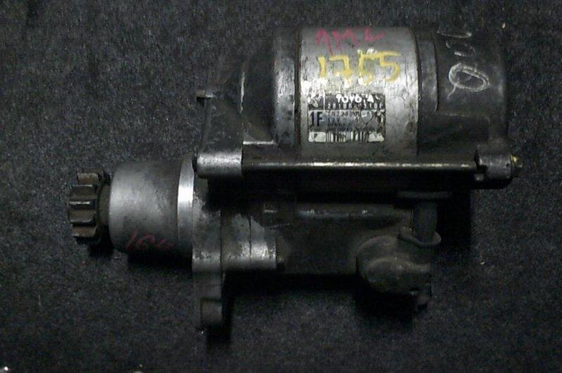 Стартер Toyota Kluger MCU20 1MZ-FE (б/у)