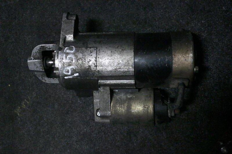 Стартер Mazda Mpv LWEW AJ (б/у)