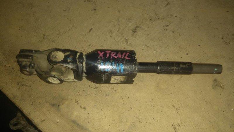 Рулевой карданчик Nissan X-Trail NT30 левый (б/у)