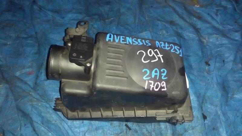 Корпус воздушного фильтра Toyota Avensis AZT251 (б/у)