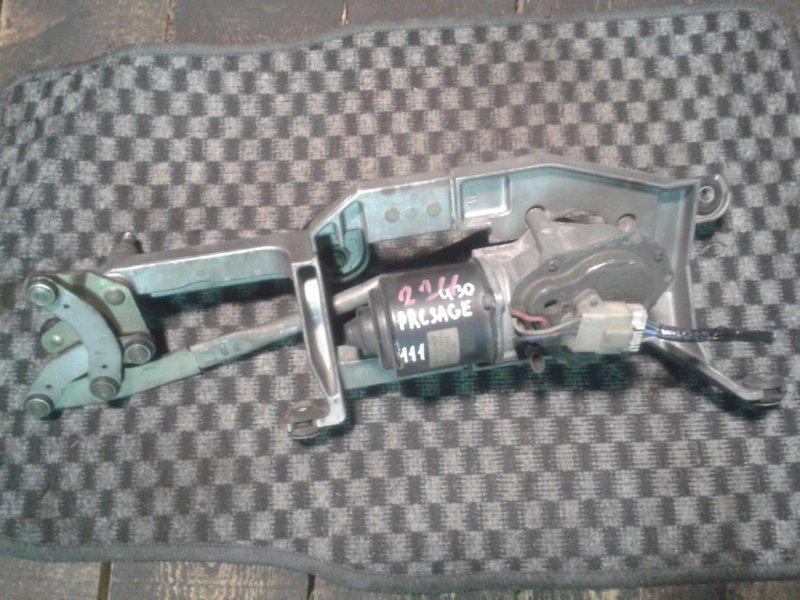 Мотор дворников Nissan Presage U30 (б/у)