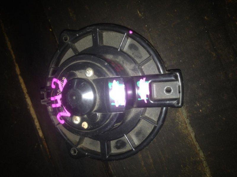Мотор печки Toyota Succeed NCP51 (б/у)
