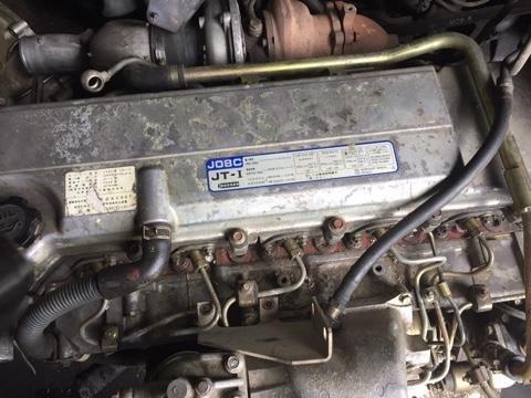 Вентилятор вязкомуфты Hino Ranger Truck (б/у)