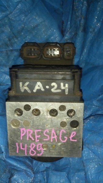Блок abs Nissan Presage (б/у)
