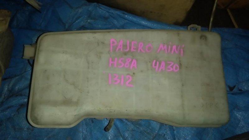 Бачок стеклоомывателя Mitsubishi Pajero Mini H58A (б/у)