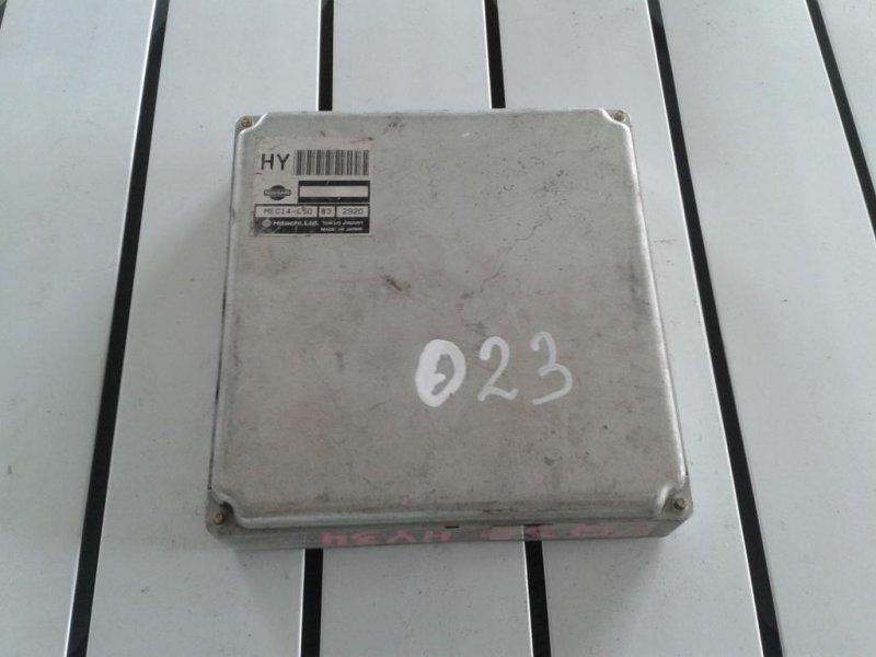 Блок управления efi Nissan Cedric HY34 (б/у)