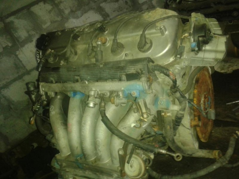 Блок цилиндров Honda Vigor CB5 (б/у)