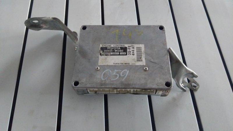 Блок управления efi Toyota Carina ST215 (б/у)
