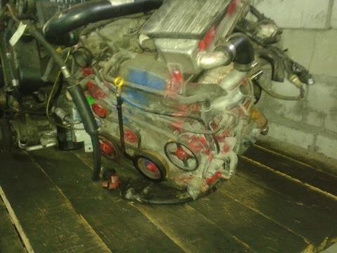 Двигатель Suzuki Jimny 33 K6A-T (б/у)
