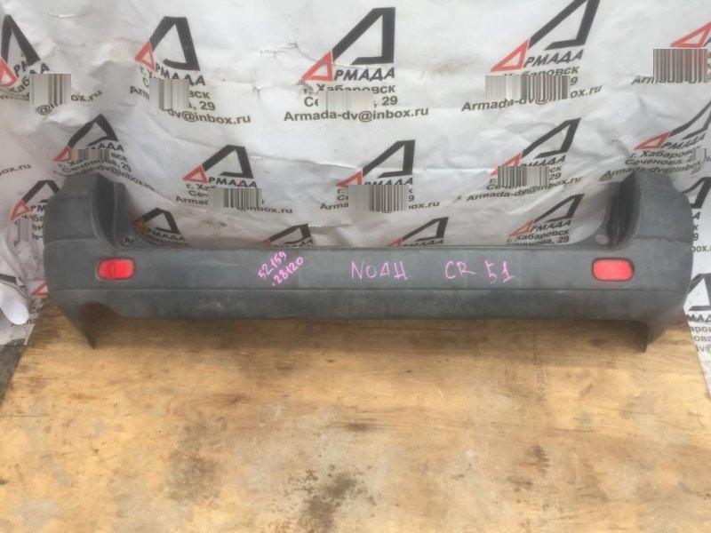 Бампер Toyota Noah CR51 задний (б/у)