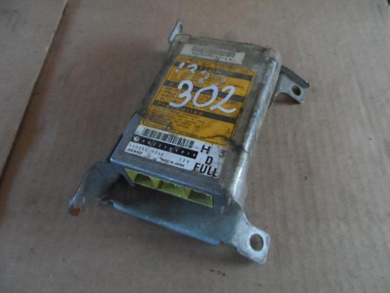 Блок управления airbag Subaru Forester SF5 правый (б/у)