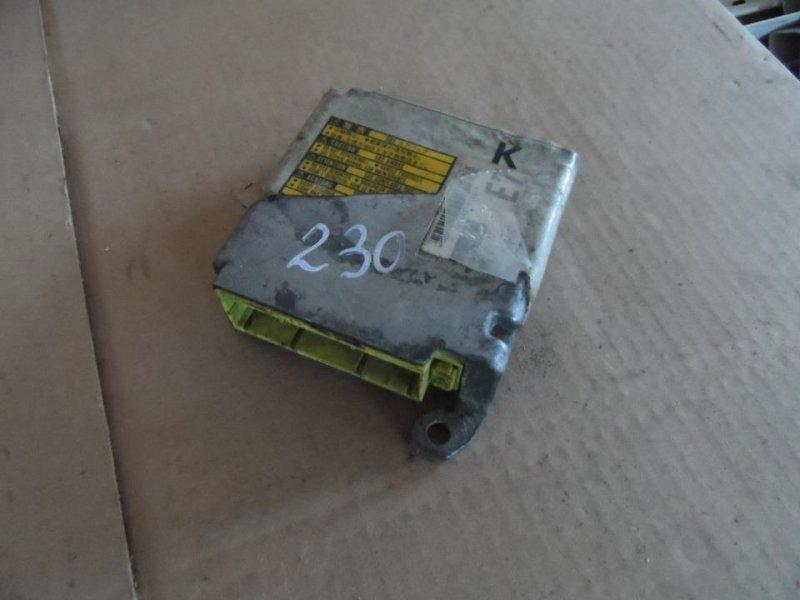 Блок управления airbag Toyota Prius NHW20 правый (б/у)