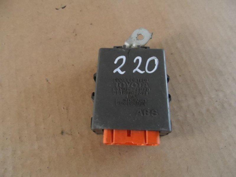 Электронный блок Toyota Regius KZH106 1993 (б/у)